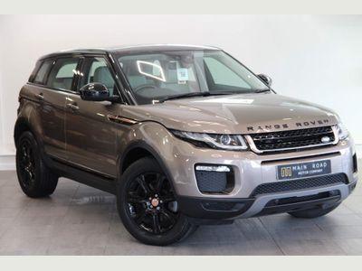 Land Rover Range Rover Evoque SUV 2.0 TD4 SE Tech 4WD (s/s) 5dr