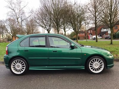 MG ZR Hatchback 1.8 120 5dr