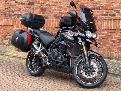 Triumph Explorer Adventure 1200 Explorer Adventure
