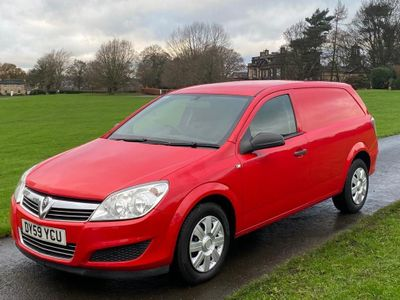 Vauxhall Astra Van Panel Van 1.7 CDTi 16v Club Panel Van 3dr