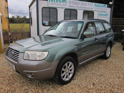 Subaru Forester SUV 2.0 XE 5dr