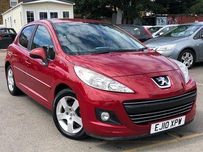 Peugeot 207 Hatchback 1.6 VTi Sport Tiptronic 5dr