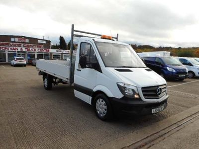 Mercedes-Benz Sprinter Dropside 2.1 CDI 313 Chassis Cab 2dr (LWB)