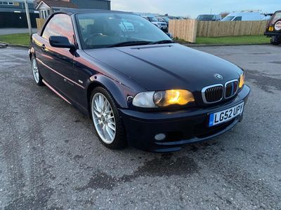 BMW 3 Series Convertible 3.0 330Ci 330 Sport Auto 2dr