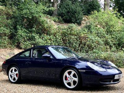 Porsche 911 Coupe 3.4 996 Carrera 2 Tiptronic S 2dr