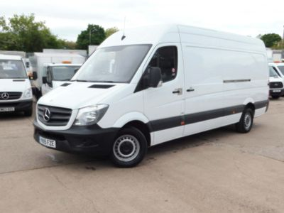 Mercedes-Benz Sprinter Panel Van 2.1CDI 313 130PS AIR CON TACHO TOW BAR