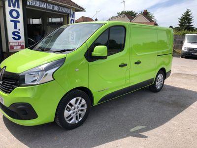 Renault Trafic Panel Van 1.6 Dci Sport Day Van . 400 Miles , Only