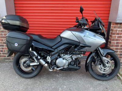Suzuki V-Strom 1000 Adventure 1000 V-Strom