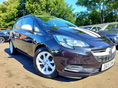 Vauxhall Corsa Hatchback 1.4i ecoFLEX Sting 5dr