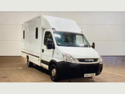 Iveco Daily Chassis Cab 2.3 TD 35S13 LWB Box 2dr