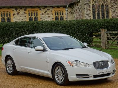 Jaguar XF Saloon 3.0 TD V6 Executive 4dr