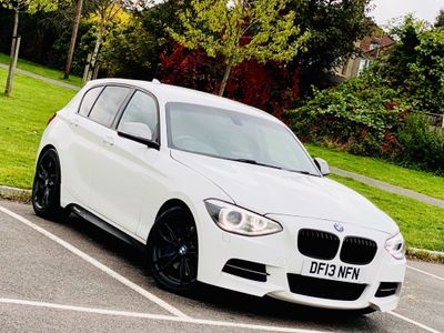 BMW 1 Series Hatchback 3.0 M135i Sports Hatch Sport Auto 5dr