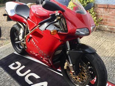 Ducati 916 Sports Tourer 900 SP