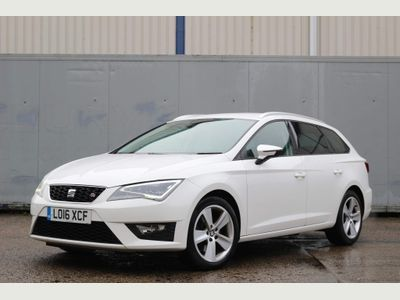 SEAT Leon Estate 2.0 TDI FR (Tech Pack) Sport Tourer (s/s) 5dr