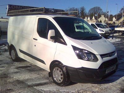 Ford Transit Custom Panel Van 2.2 TDCi 250 L1 H1 5dr