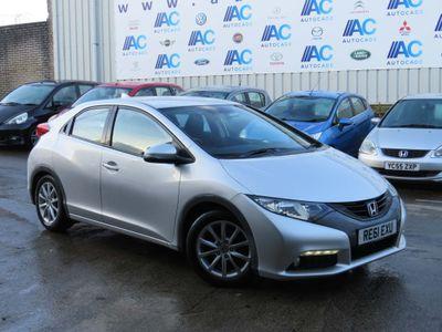 Honda Civic Hatchback 2.2 i-DTEC ES 5dr