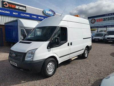 Ford Transit Panel Van 2.2 TDCi 350 MWB High Roof 3dr