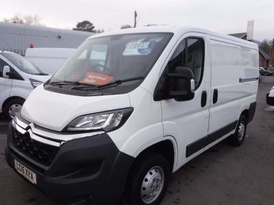 Citroen Relay Panel Van 2.2 HDi 30 L1H1 5dr