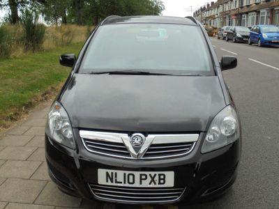 Vauxhall Zafira MPV 1.6 16V Life 5dr