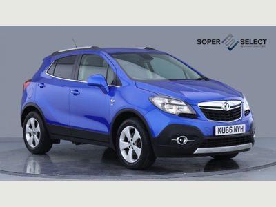 Vauxhall Mokka Hatchback 1.6 CDTi ecoFLEX SE (s/s) 5dr