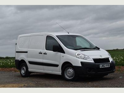 Peugeot Expert Panel Van 1.6 HDi (EU5) L1 H1 4dr