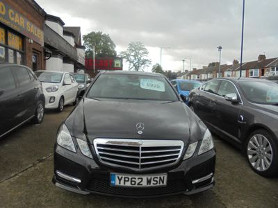 Mercedes-Benz E Class Saloon 2.1 E220 CDI BlueEFFICIENCY Sport 7G-Tronic Plus (s/s) 4dr