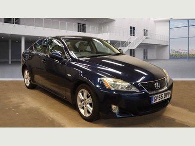 Lexus IS 250 Saloon 2.5 4dr