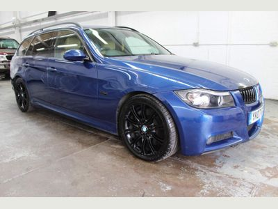 BMW 3 Series Estate 3.0 335d M Sport Touring 5dr