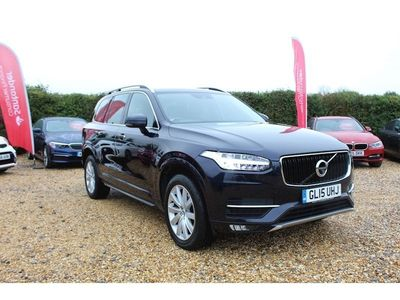 Volvo XC90 SUV 2.0 D5 Momentum Geartronic 4WD (s/s) 5dr