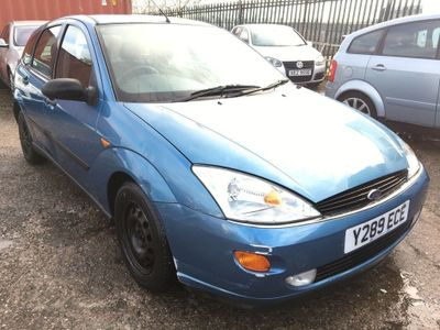 Ford Focus Hatchback 1.8 TDdi Ghia 5dr