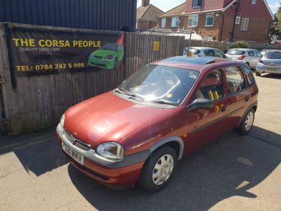 Vauxhall Corsa Hatchback 1.4 i Hi-Torq LS 5dr