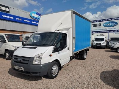 FORD TRANSIT Curtain Side 350 E/F C/C Drw