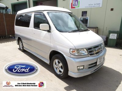 Ford freda Campervan Pop Top Day Van