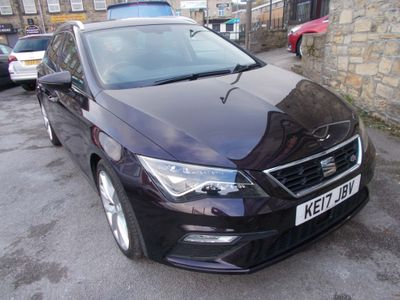SEAT Leon Estate 2.0 TDI FR Technology ST (s/s) 5dr