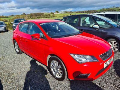 SEAT Leon Hatchback 1.6 TDI S (s/s) 5dr