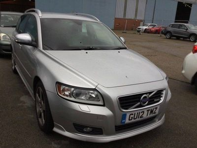 VOLVO V50 Estate 2.0 D3 R-Design Geartronic 5dr