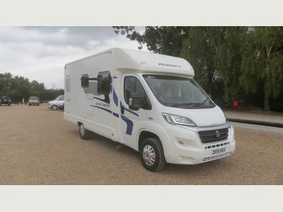Swift Escape 664 Motorhome 2.3 Ducato 130 Multijet