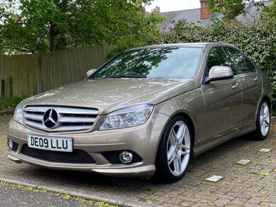 Mercedes-Benz C Class Saloon 2.1 C220 CDI Sport 4dr