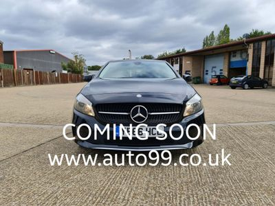 Mercedes-Benz A Class Hatchback 1.5 A180d SE (Executive) 7G-DCT (s/s) 5dr