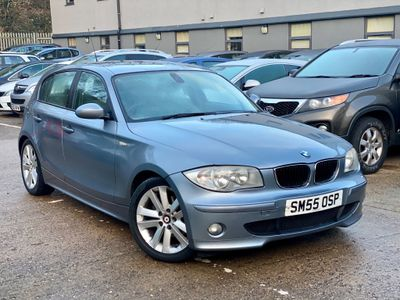 BMW 1 Series Hatchback 2.0 120i Sport Auto 5dr