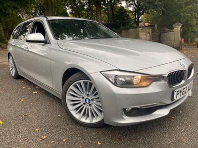 BMW 3 Series Estate 3.0 330d Luxury Touring Sport Auto (s/s) 5dr