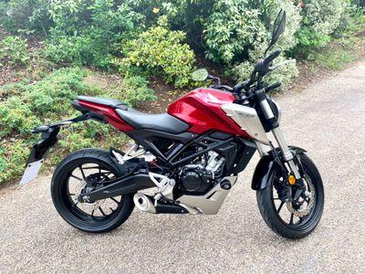 Honda CB125R Naked