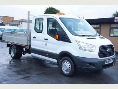 Ford Transit Dropside Double Cab Dropside RWD L3 4dr (DRW)