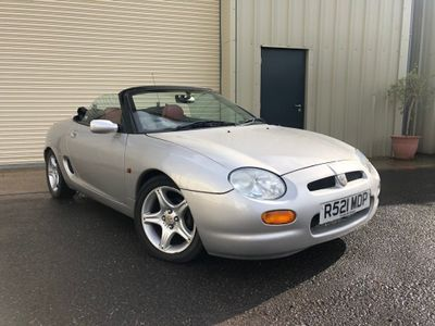 MG MGF Convertible 1.8 i VVC 2dr