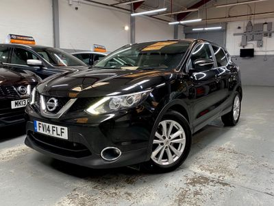 Nissan Qashqai SUV 1.5 dCi Acenta Premium 5dr