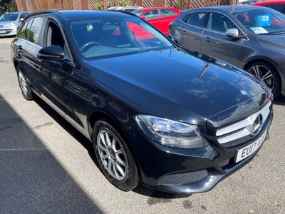 Mercedes-Benz C Class Estate 2.0 C200 SE G-Tronic+ (s/s) 5dr