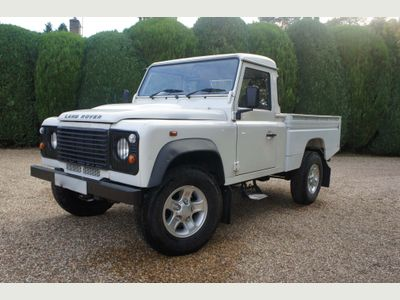 Land Rover Defender 110 Pickup HI CAPACITY TDCI 2.4
