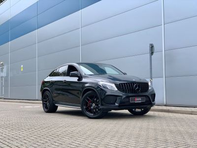 Mercedes-Benz GLE Class Coupe 3.0 GLE350d AMG Night Edition G-Tronic+ 4MATIC (s/s) 5dr