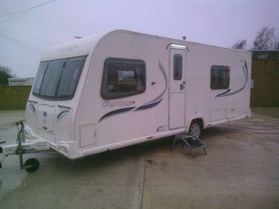 Bailey Olympus 530 Tourer 1 OWNER VERY CLEAN