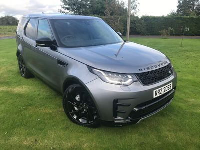 Land Rover Discovery SUV 3.0 SD V6 Landmark Edition Auto 4WD (s/s) 5dr